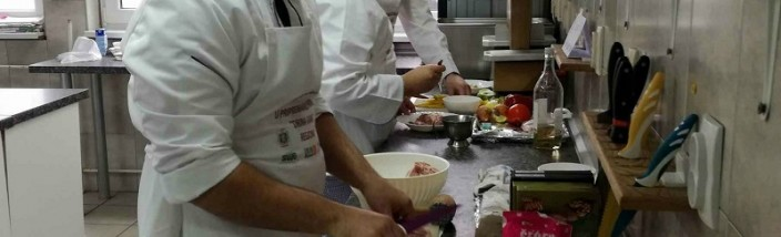 1. Competition in food preparation