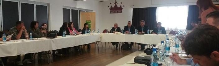 1. 17th SHG meeting in Drina-Sava