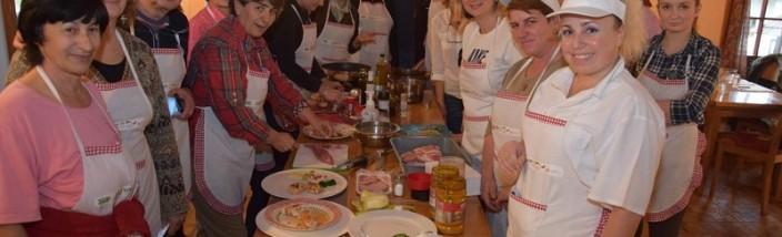 1. Culinary workshop