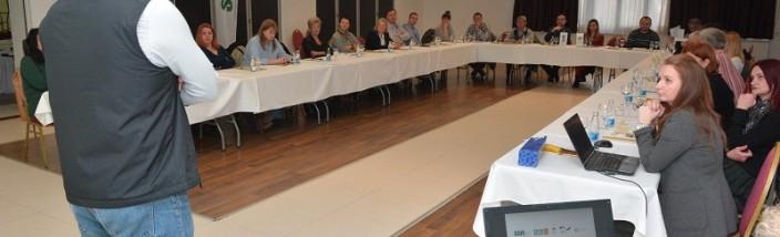 1. Training on tourism in Banja Koviljaca